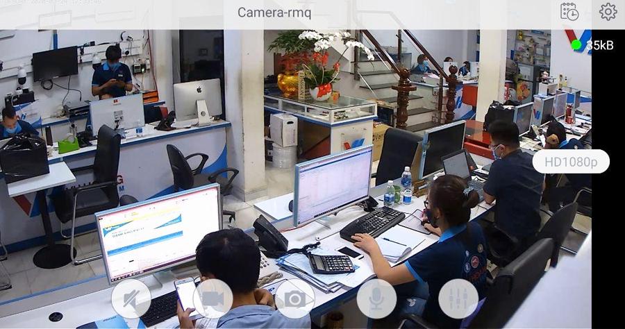 Hình ảnh demo camera E3 1080P