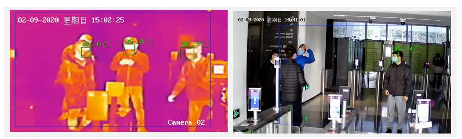 Phân phối camera đo thân nhiệt HIKVISION giá tốt nhất