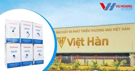 Tìm đại lý phân phối dây cáp Việt Hàn giá tốt nhất