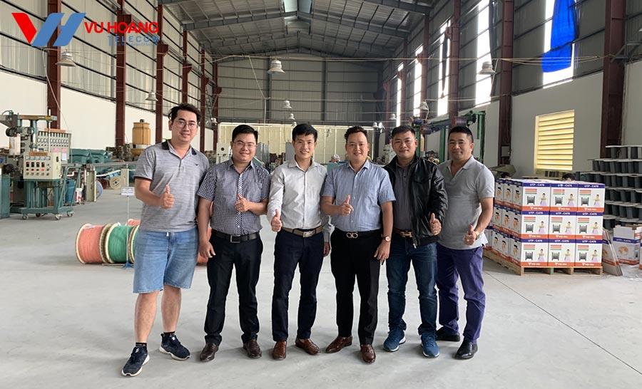 Tìm đại lý phân phối dây cáp Việt Hàn giá tốt toàn quốc