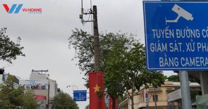 sở GTVT gắn hệ thống camera trên thành phố
