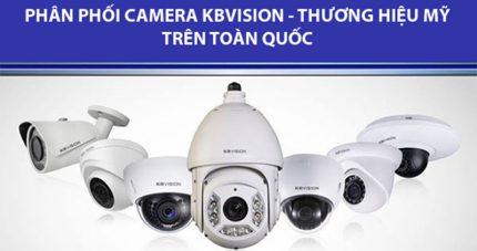 Phân phối camera KBVISION giá tốt toàn quốc