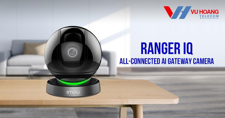 Camera IP Wifi 1080P Ranger Pro IQ A26HIP