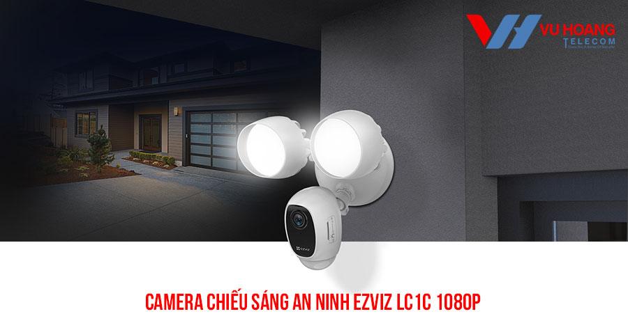 Camera chiếu sáng an ninh EZVIZ LC1C 1080P