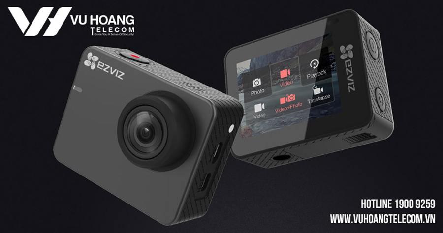 camera hanh trinh 4K EZVIZ S3