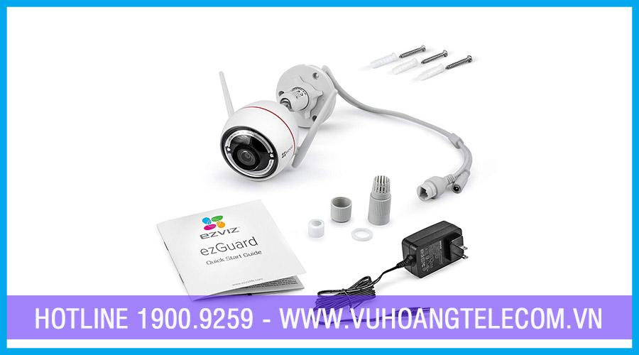 Trọn bộ camera Wifi EZVIZ C3W Full Color