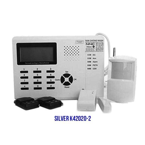 Bộ báo trộm Karassn SILVER K42020-2