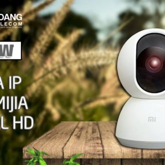 review camera Xiaomi mijia xoay 360