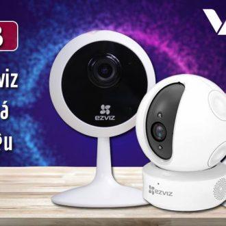 Top 3 camera IP Ezviz giá dưới 1 triệu