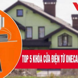 top 5 khoa chot dien tu OneCam gia duoi 1 trieu nen mua