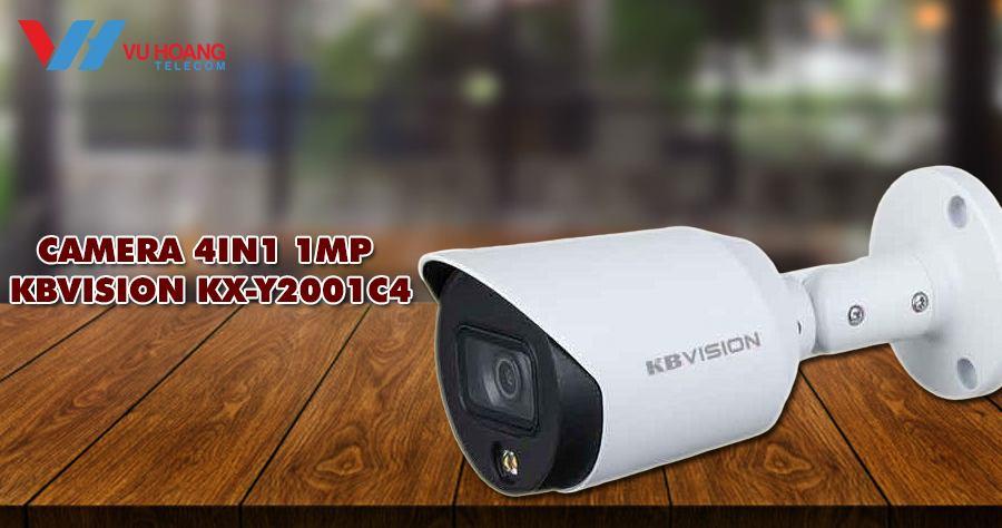 Camera 4in1 KBVISION KX-Y2001C4