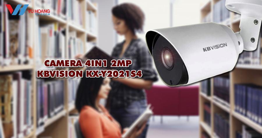 Camera 4in1 KX-Y2021S4