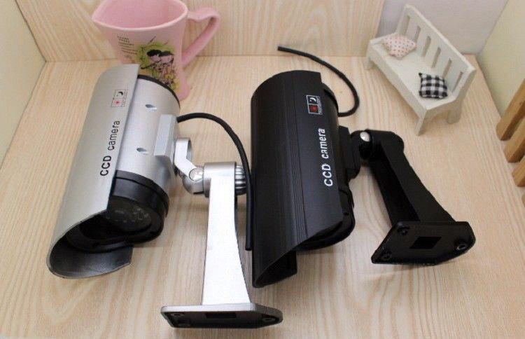 Hù dọa trộm bằng camera mô hình lợi hay hại