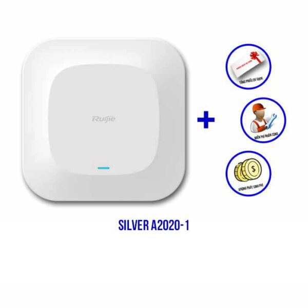 Bộ Wifi Ruijie Silver R2020-2