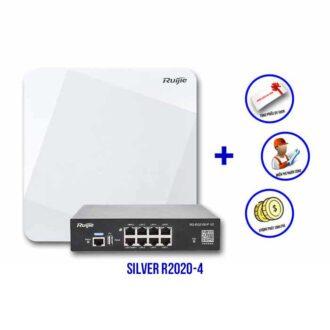 Bộ Wifi Ruijie Silver R2020-4
