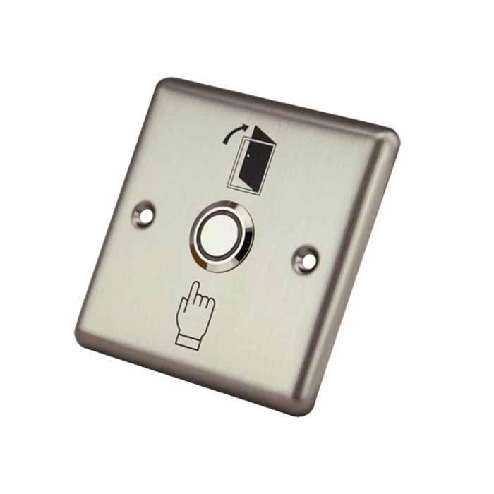 Nút nhấn cơ Exit thép không gỉ ONECAM EB-P6