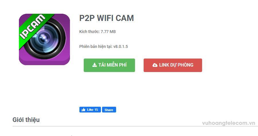 phan mem P2PwiFiCam