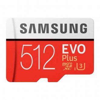 Thẻ nhớ Samsung Evo Plus 512GB