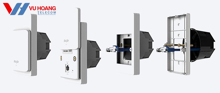 Thiết bị wifi gắn tường RUIJIE RG-AP110-L