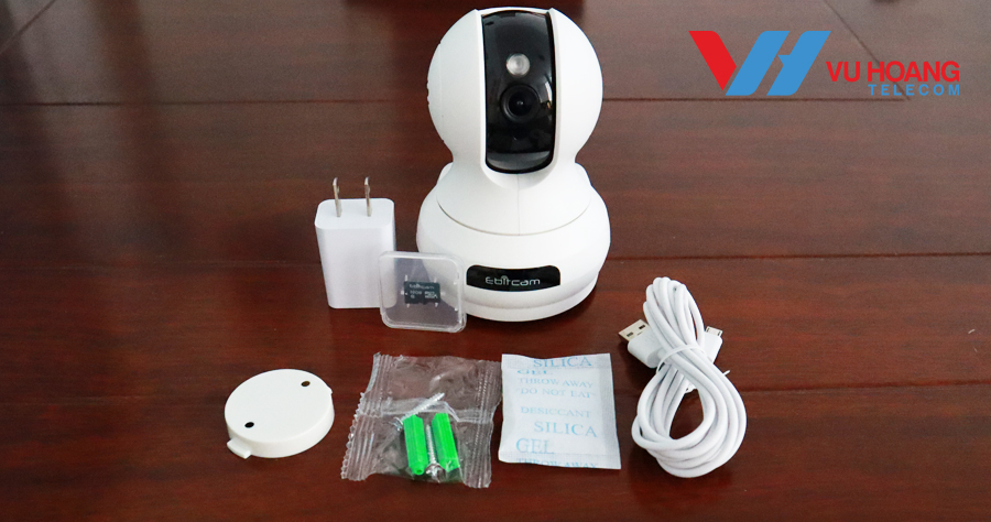 Camera IP Wifi EBITCAM E3 1080P