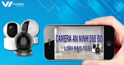 Camera an ninh 360 do