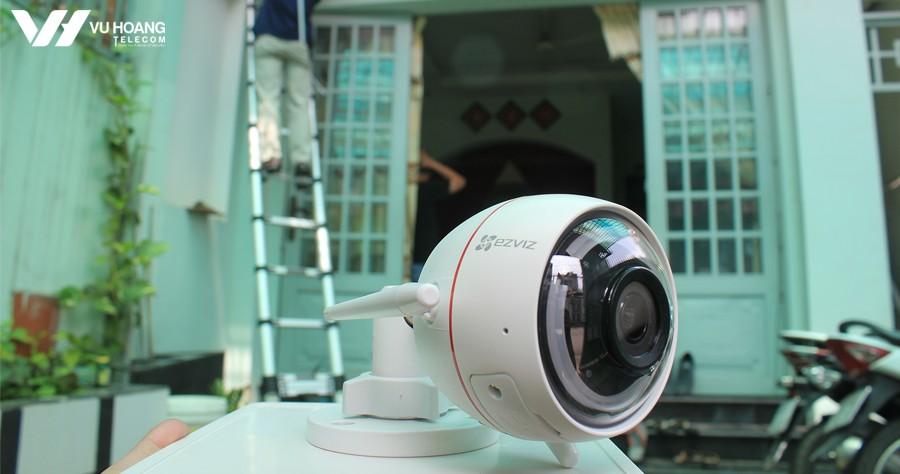 camera IP wifi an ninh