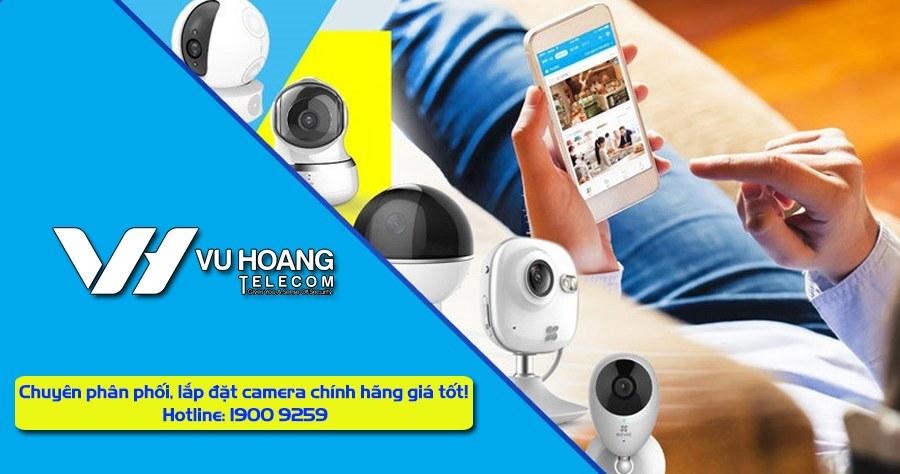 huong dan chi tiet cach cai dat camera IP tren dien thoai