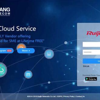 Cách cấu hình thiết bị wifi Ruijie Networks (Ruijie Cloud)