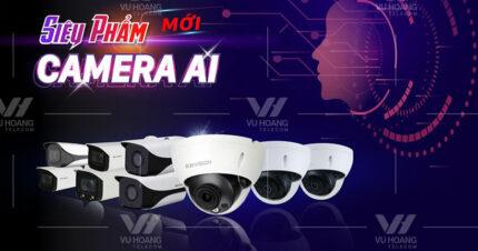 Ra mắt dòng camera KBVISION AI giá rẻ