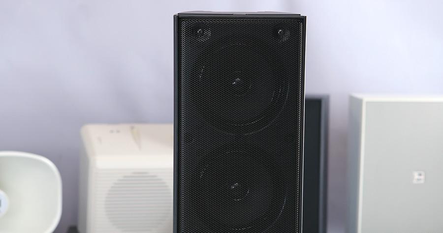 Bán Loa cột 40W màu đen TOA TZ-406B giá rẻ chất lượng