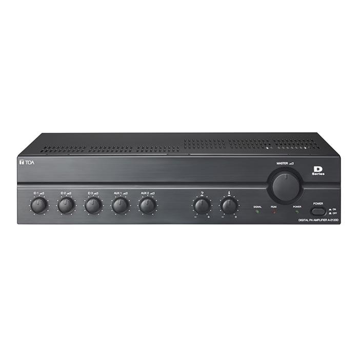 Mixer Amplifier 120W TOA A-2120D-AS