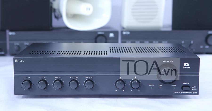Bán Mixer Amplifier 120W TOA A-2120D-AS giá rẻ chất lượng