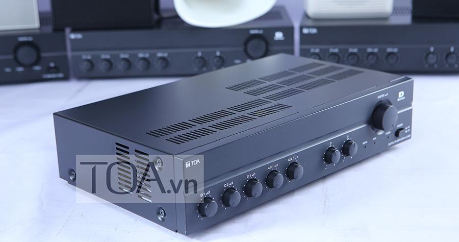 Mixer Amplifier TOA A-2120D-AS
