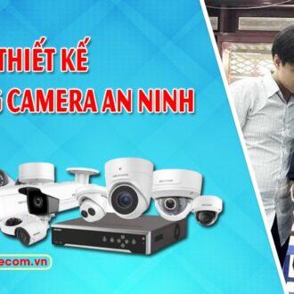 thiet ke he thong camera an ninh