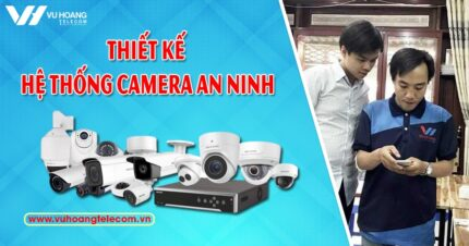 ban ve lap dat camera thiet ke he thong camera an ninh