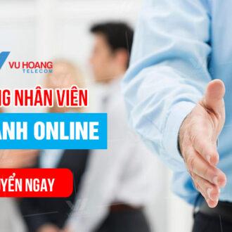 Tuyển dụng kinh doanh online