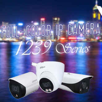 Camera IP Full-Color 1239 Series DAHUA có ưu điểm gì?