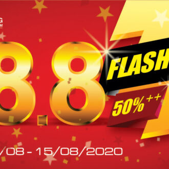 Banner Flashsale 8-8 website Vuhoangtelelcom