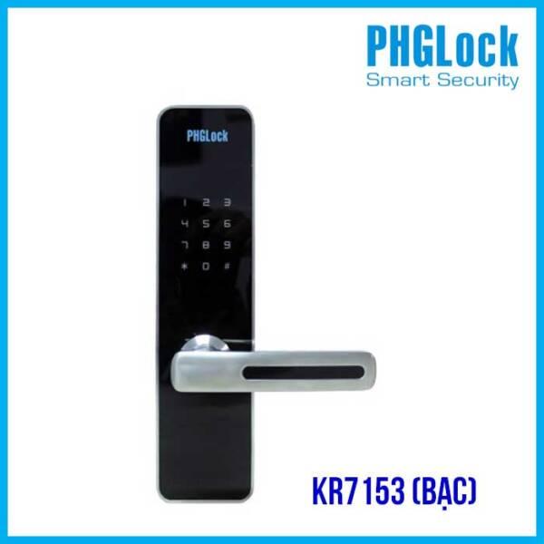 PHGLOCK KR7153 (Bạc)