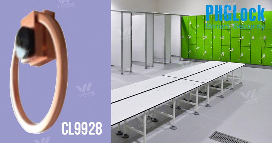 Bán khóa cửa tủ dùng mã số, thẻ cảm ứng PGHLock CL9928 giá rẻ