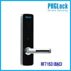 PHGLOCK RF7153 (Bạc)