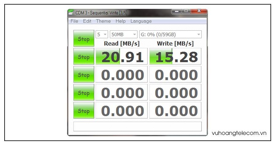 test toc do the nho USB o cung don gian chinh xac nhat - 2