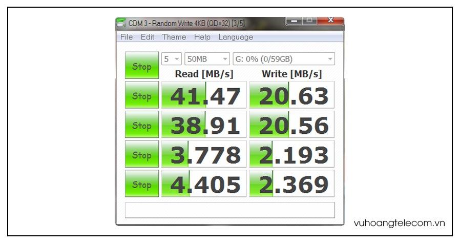 test toc do the nho USB o cung don gian chinh xac nhat - 3
