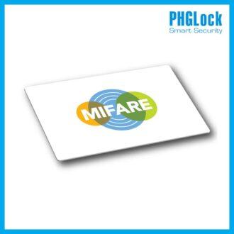 Thẻ thu thập dữ liệu cho khóa Mifare PHGLOCK