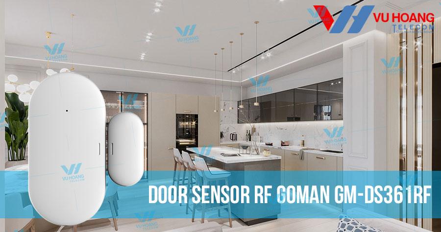 Bán Cảm biến cửa RF GOMAN GM-DS361RF giá rẻ, chính hãng