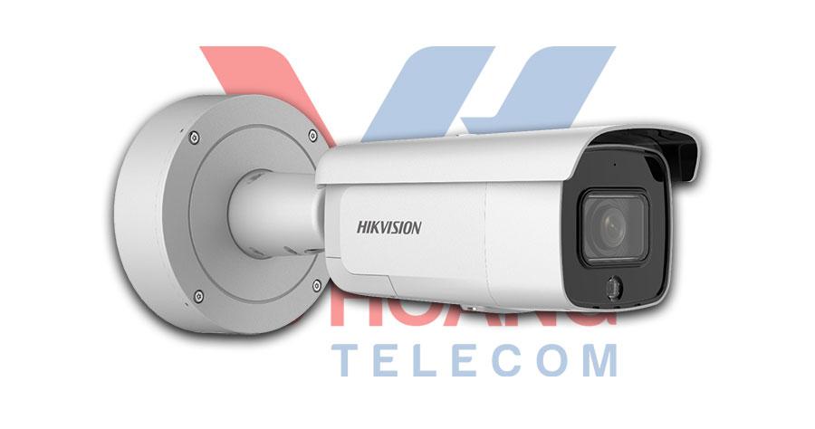 Camera IP AcuSense thân trụ 4MP HIKVISION DS-2CD2646G2-IZSU/SL