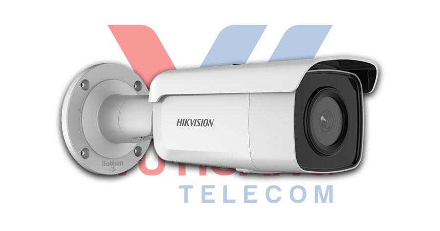 Camera IP AcuSense thân trụ 4MP HIKVISION DS-2CD2T46G2-4I