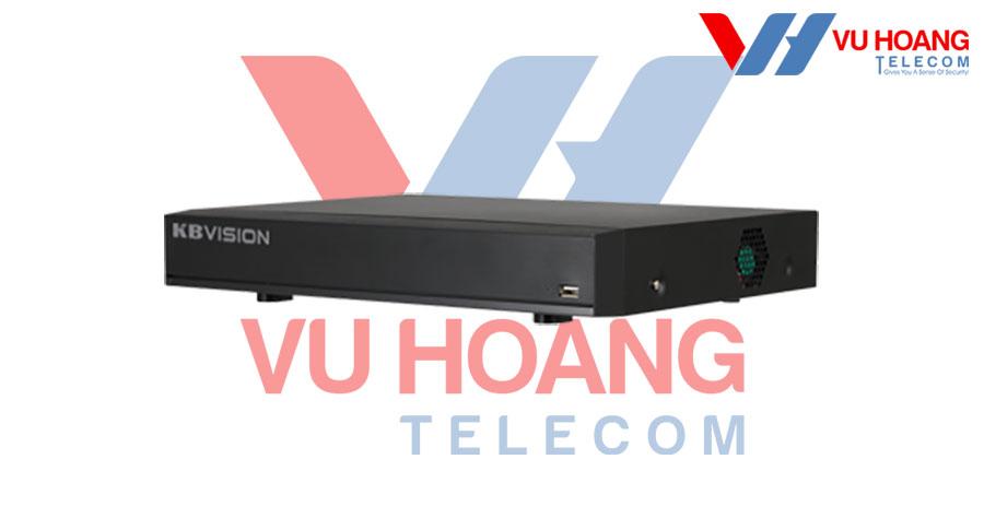 Bán Đầu ghi hình XVR AI 16 kênh KBVISION KX-EAi4K8116H1 giá rẻ