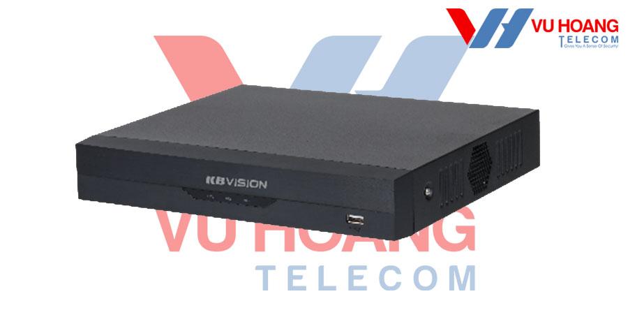 Đầu ghi IP AI 8 kênh KBVISION KX-DAi2K8108H2