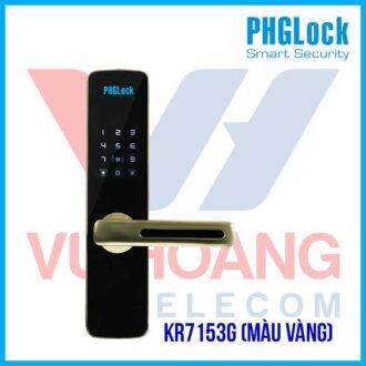 PHGLOCK KR7153G màu Vàng